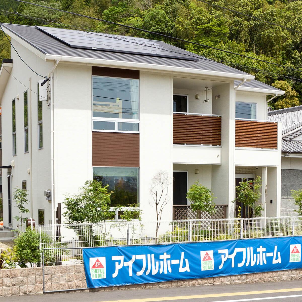 アイフルホーム霧島店 モデルハウス
